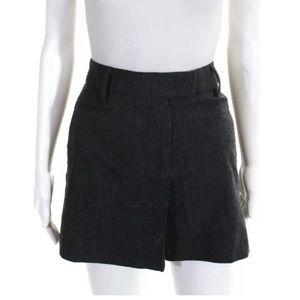 See by Chloe Womens Mini Skirt Grey Wool Size 10